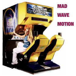 MAD WAVE MOTION