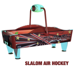 SLALOM AIR HOCKEY